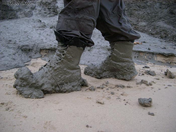 Preview Muddy Dutch Army Para Boots 2